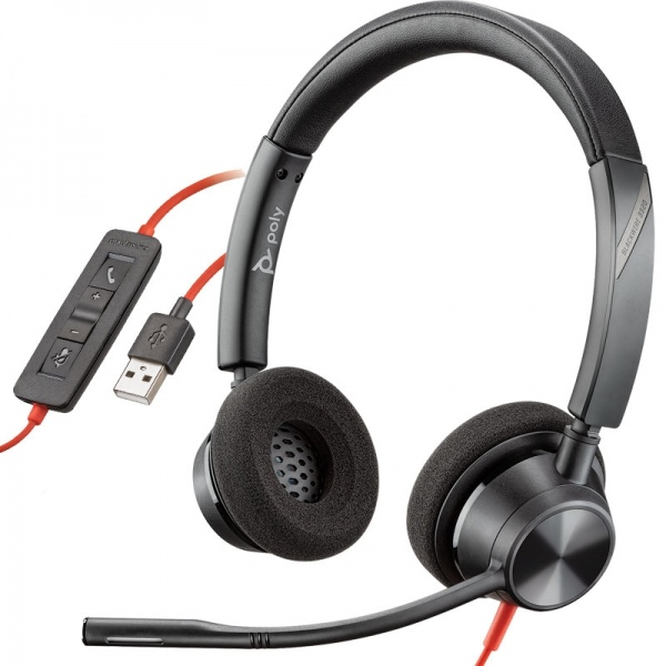 Plantronics Blackwire 3320 USB-A